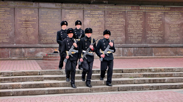 знакомство с городом ульяновск